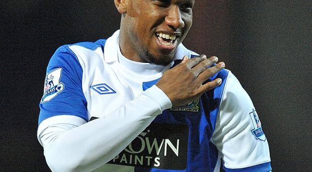 Blackburn believe they have played a big role in Junior Hoilett's development