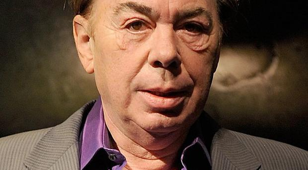 Lord Andrew Lloyd Webber chose to save Roger Wright on Superstar
