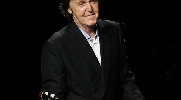 Sir Paul McCartney is taking part in the opening ceremony of the Olympics
