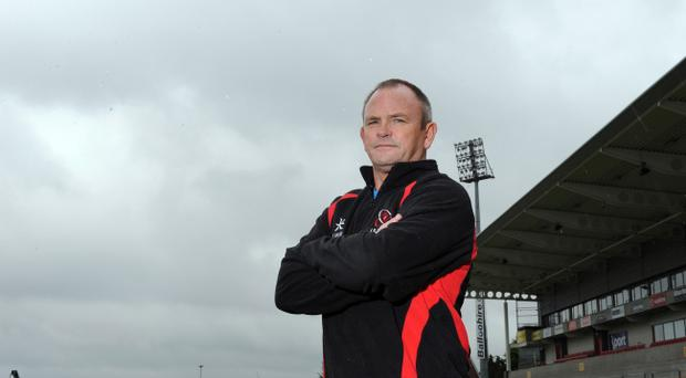 Mark Anscombe has been putting those Ulster players available through their paces for four weeks now