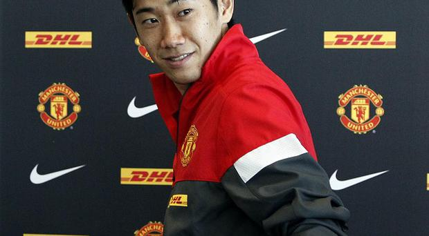 Shinji Kagawa has taken little time to settle into life at Manchester United