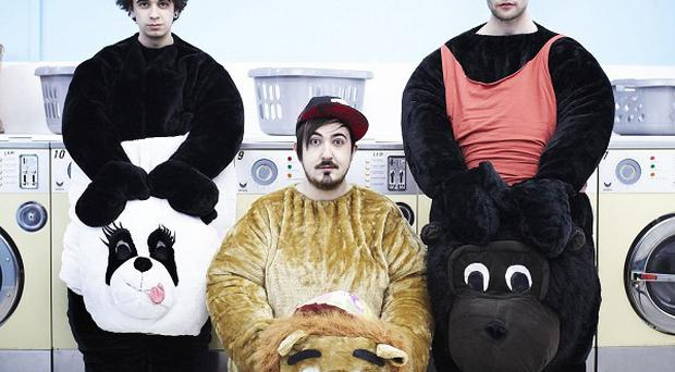 The Midnight Beast admitted they never planned to become a real band