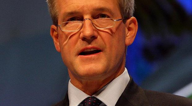 Owen Paterson has been accused of making 'ill advised' comments on the future of the Stormont administration