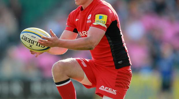 Owen Farrell believes the experience of touring with England will make him a better player