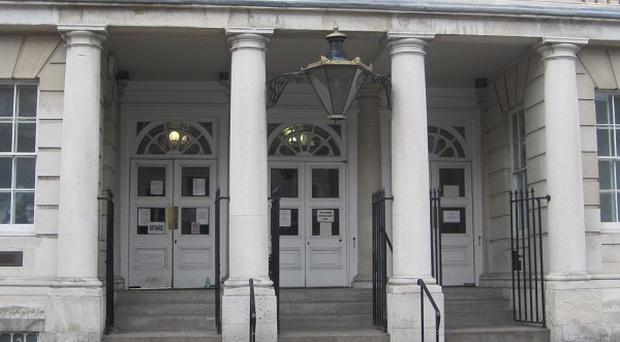 A dog owner will be sentenced at Lewes Crown Court over an attack by his animal which left 10 people needing hospital treatment