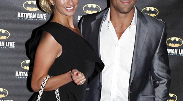 Chantelle Houghton and Alex Reid are parents to baby daughter Dolly