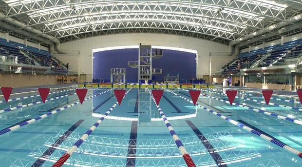 A child aged four drown in the paddling pool of the National Aquatic Centre in Dublin