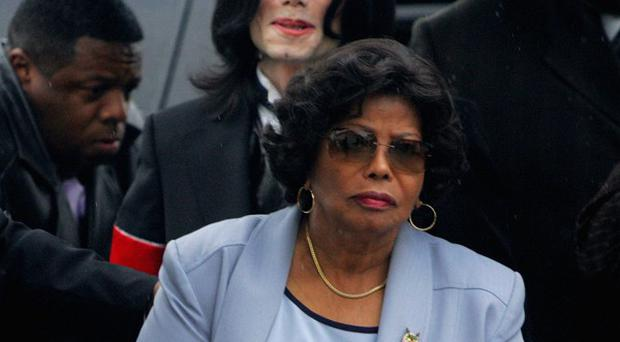 Police were called to Katherine Jackson's home after a disturbance was reported