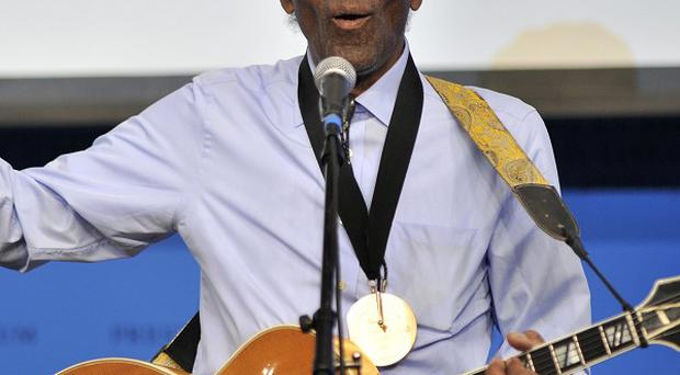 Chuck Berry is being honoured as part of the American Music Masters series