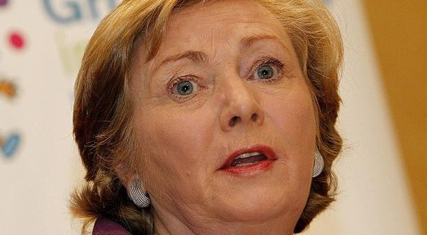 Children's Minister Frances Fitzgerald said a report on abortion law will be ready in October