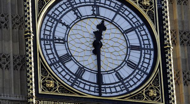 Big Ben will ring in the Olympics with a three-minute chime on Friday