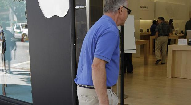 Apple's growth was the slowest in more than two years and failed to meet analyst expectations (AP)