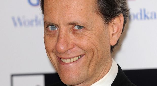 Richard E Grant has been cast in crime drama The Fear