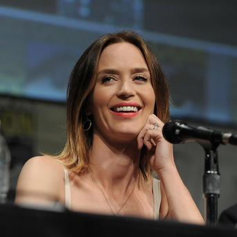 Emily Blunt's movie will open the Toronto International Film Festival