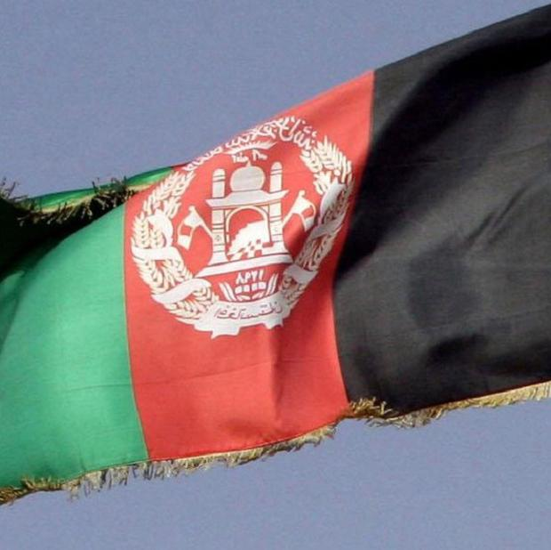 Seven children have been killed in an Afghan bombing intended for police