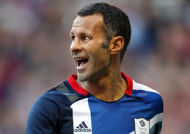 Giggs: 'This is different but any medal will rank highly. This would be up there'