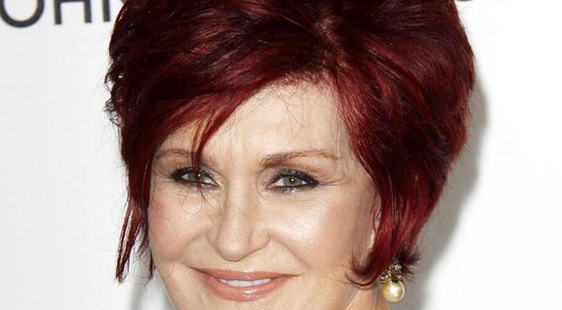 Sharon Osbourne has insisted she is looking forward to returning to America's Got Talent