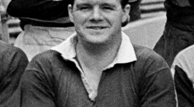 Dr Jack Matthews made six appearances in the 1950 Lions tour of Australia and New Zealand