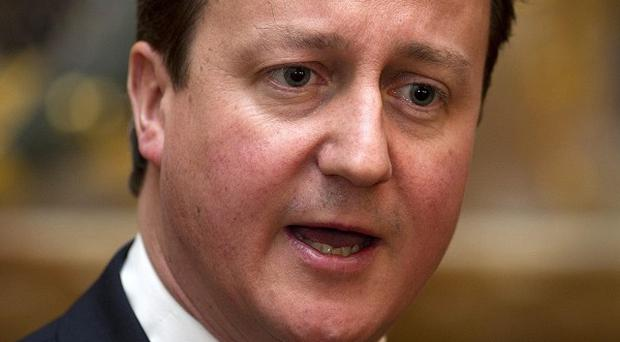 Prime Minister David Cameron has declared: 'Britain is back open for business'