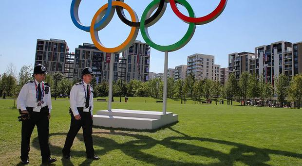 Police in Leeds were asked for asylum by an Olympic athlete from an East African country