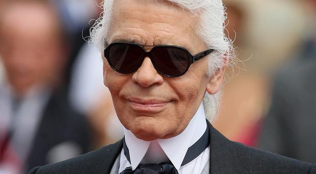 Karl Lagerfeld says he's always seeking out inspiration