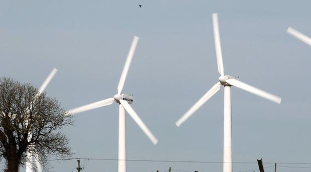 The number of wind farms in Northern Ireland is set to grow in the next few years