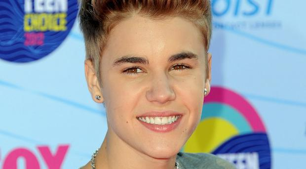 Justin Bieber was given a speeding ticket for his part in the high-speed chase