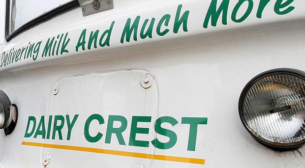 A planned cut in milk prices has been postponed by supplier Dairy Crest