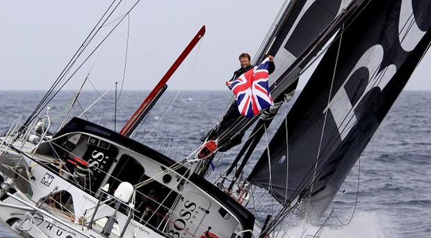 Alex Thomson has sailed his way into the record books (Christophe Launay/PHA Media/PA)