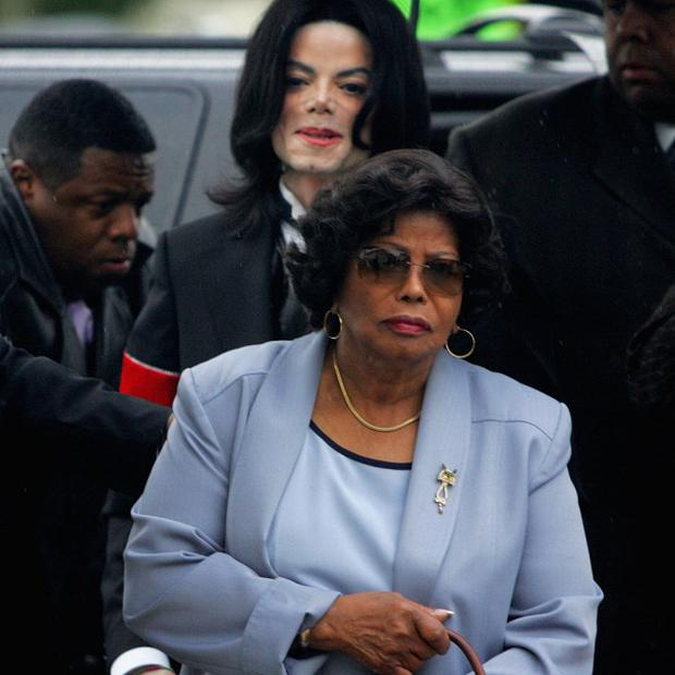 Katherine Jackson was the court-appointed guardian for her son Michael's three children