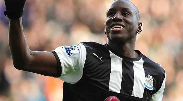 Demba Ba insists he has no intention of leaving Newcastle United