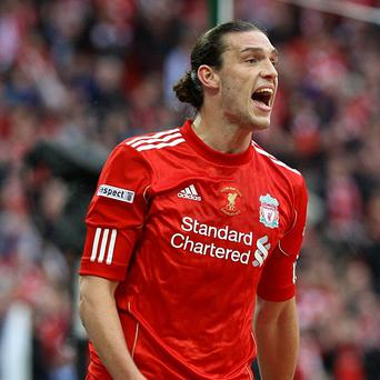 Newcastle and West Ham have been linked with a move for Andy Carroll
