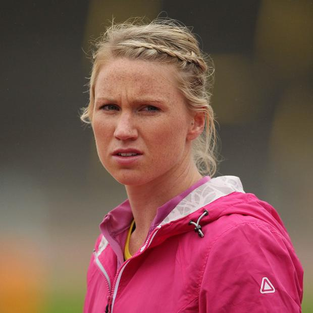 Catriona Cuddihy has been reinstated to the Ireland women's 4 x 400m relay team