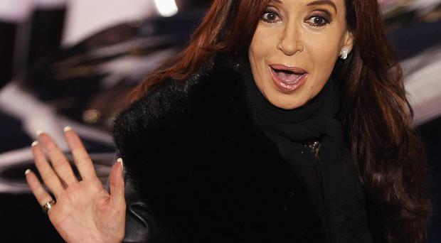 Argentina president Cristina Fernandez appointed Axel Kicillof to manage investments by the state-owned pension agency in private firms
