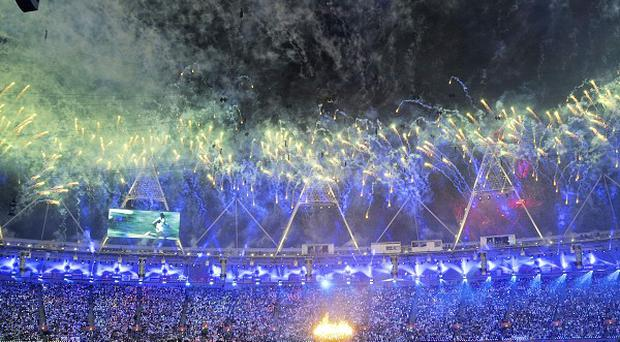 A UK TV audience of 26.9 million people watched the London 2012 Olympic Games opening ceremony