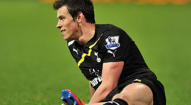 Gareth Bale is awaiting news on the seriousness of his injury