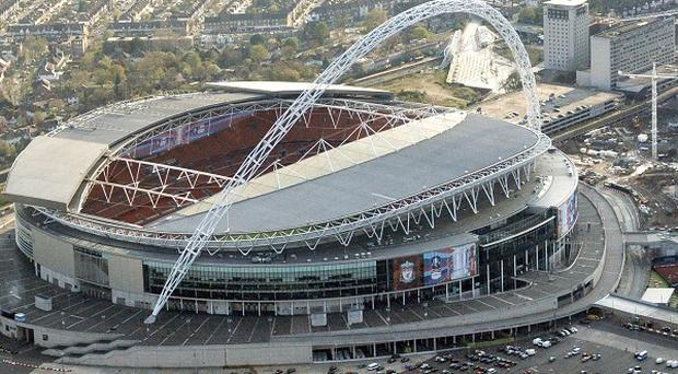 Olympic Games organisers insist that security at Wembley Stadium had not been compromised by the incident