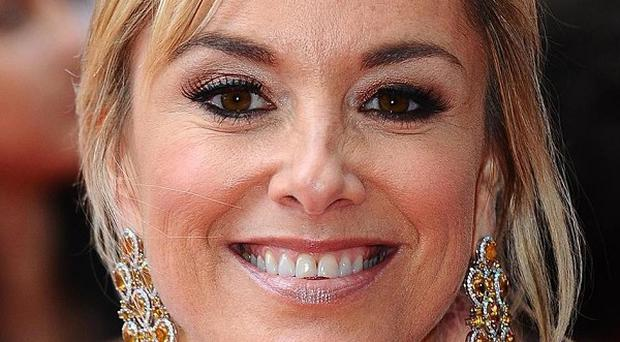 Tamzin Outhwaite has recently worked with husband Tom Ellis