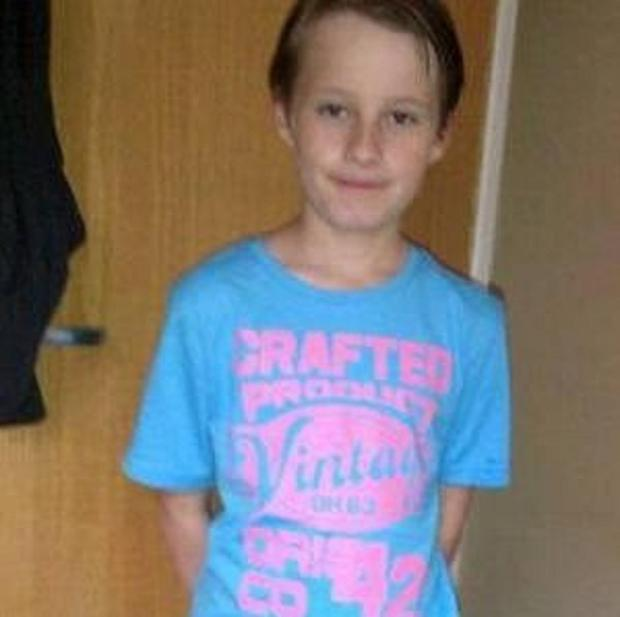 Nine-year-old Joshua Brent, who is missing (Hampshire Police/PA)