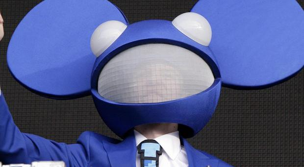 Rap star Deadmau5 has unveiled his clothing line