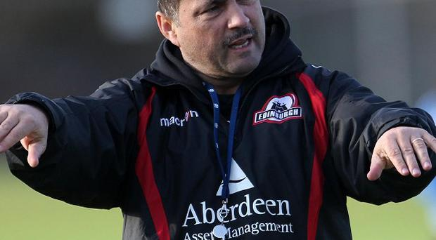 Michael Bradley is hoping Edinburgh can replicate last year's Heineken Cup heroics