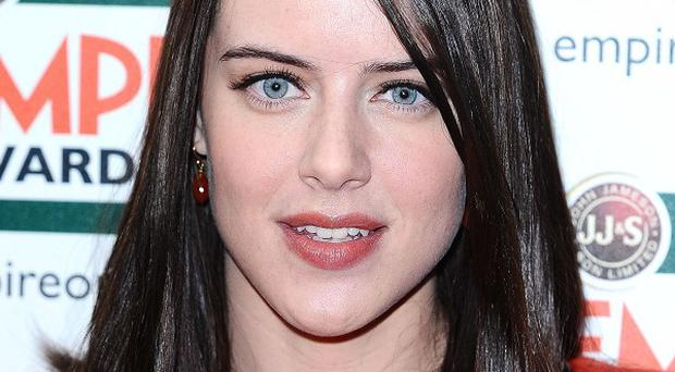 Michelle Ryan likes playing strong women on screen