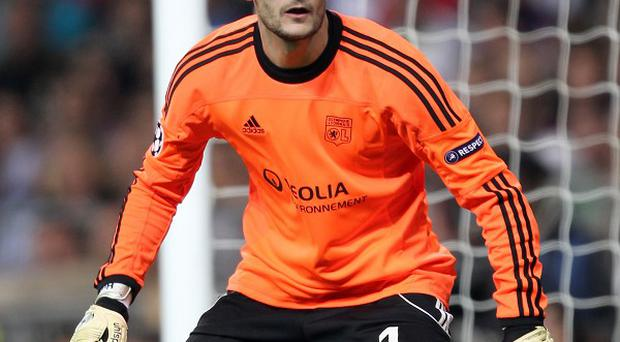 Lyon claim that Tottenham are yet to make an offer for Hugo Lloris