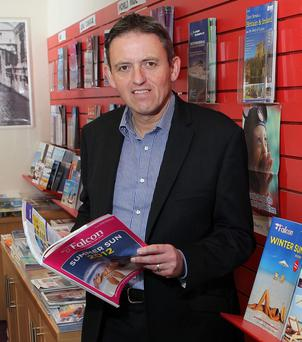 Damian Murphy, managing director of Terra Travel