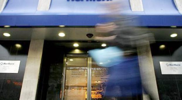 Northern Bank said the economy is stagnating