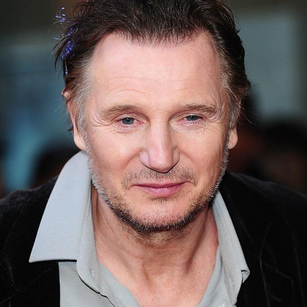 Liam Neeson looks set to star alongside Mark Wahlberg in Neuromancer