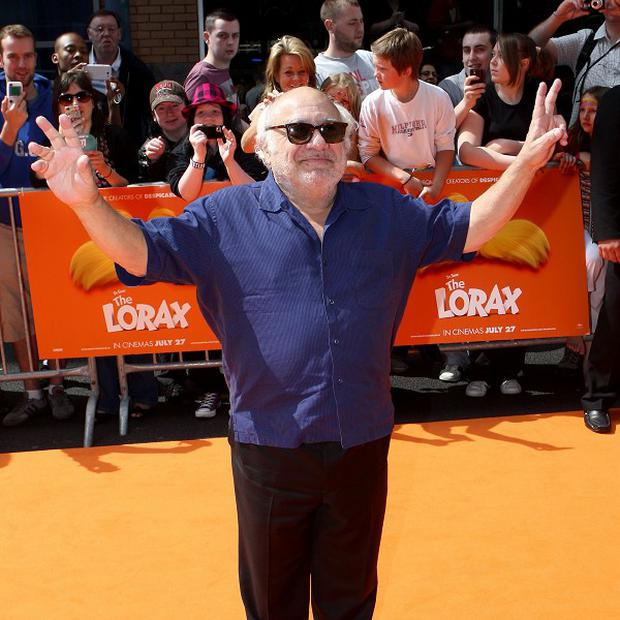 Danny DeVito thinks we should listen to the environmental message in The Lorax film