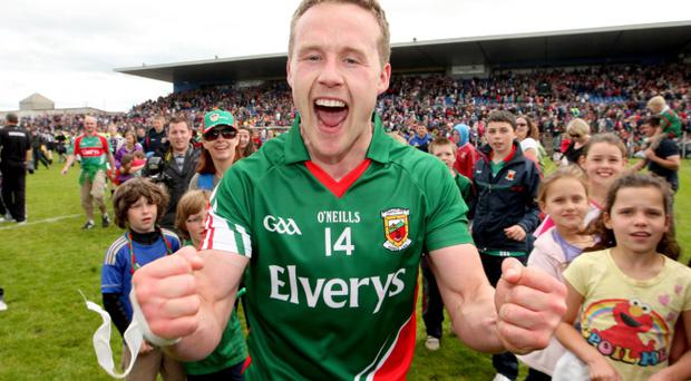 Mayo captain Andy Moran says his team are much improved