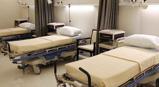 Patients will be moved into the specialised facility, which is part of the new Nutley wing in St Vincent's University Hospital