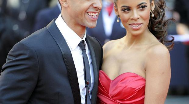 JLS's Marvin Humes and The Saturdays' Rochelle Wiseman tied the knot at Blenheim Palace